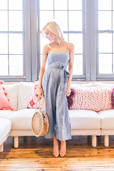 A Classic Jumpsuit That Will Never Go Out Of Style